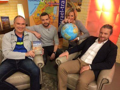 REISEBLOGGER IM TV: SO WAR MEIN ERSTER FERNSEHAUFTRITT