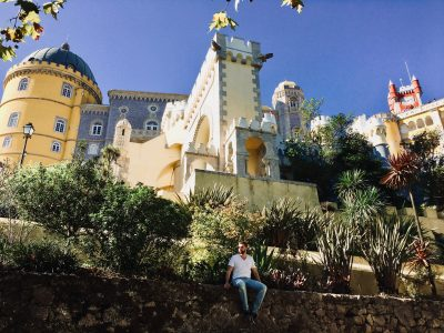 SINTRA: ZU BESUCH IN PALÁCIO NACIONAL DA PENA (+VIDEO)