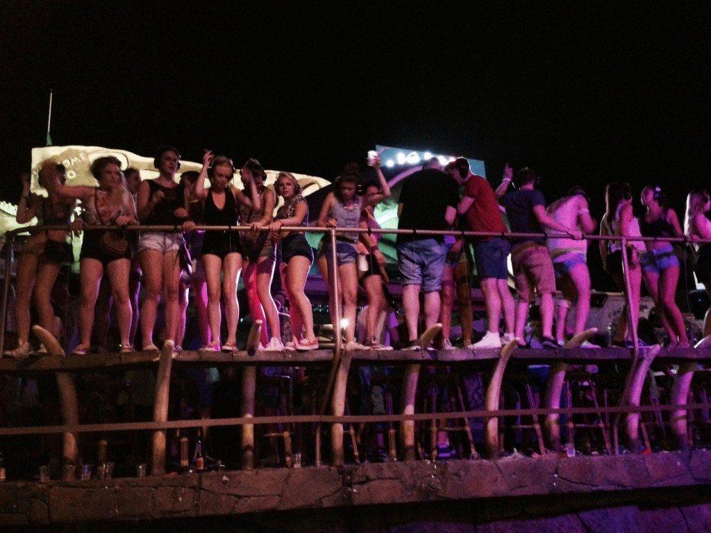 Ferien in Ayia Napa und Party