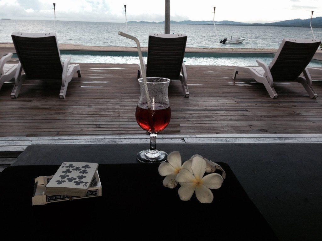 Strandbar Fidschi Fiji