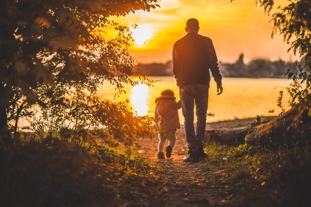 Das Reisen mit dem inneren Kind.