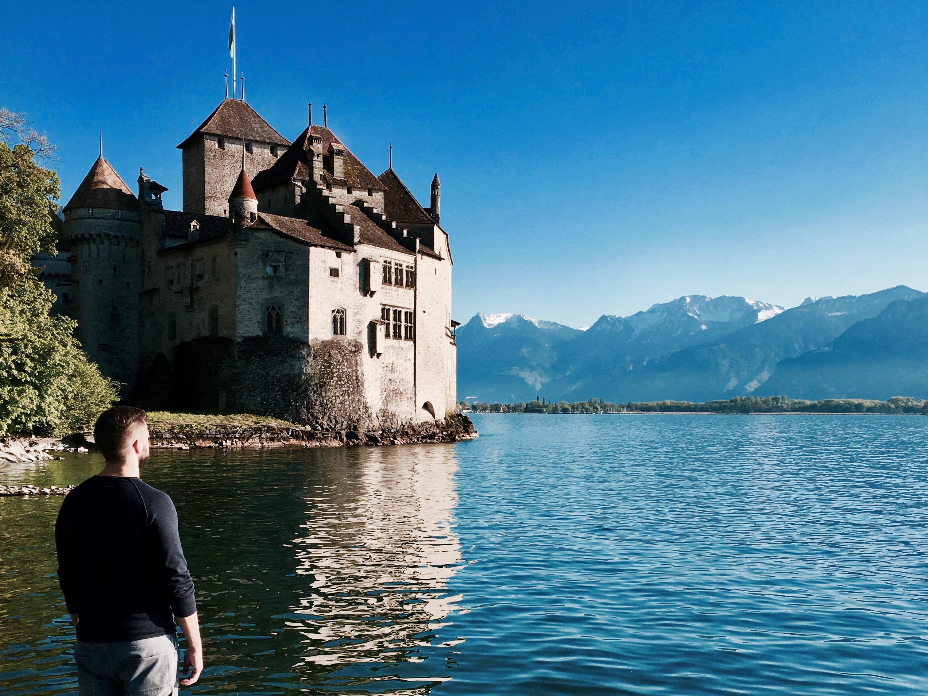 Montreux Jazz Festival >> Montreux: Schloss Chillon und die schönste Promenade der Welt | 7 KONTINENTE