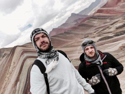 Rainbow Mountain in Peru: Wandern auf 5'200 Metern Höhe
