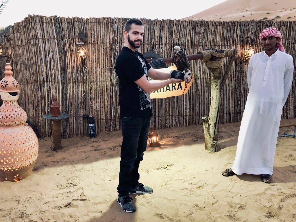 Dubai Wüstensafari mit Arabian Adventures
