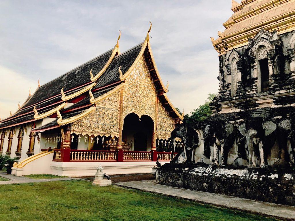 Chiang Mai Thailand Tempel
