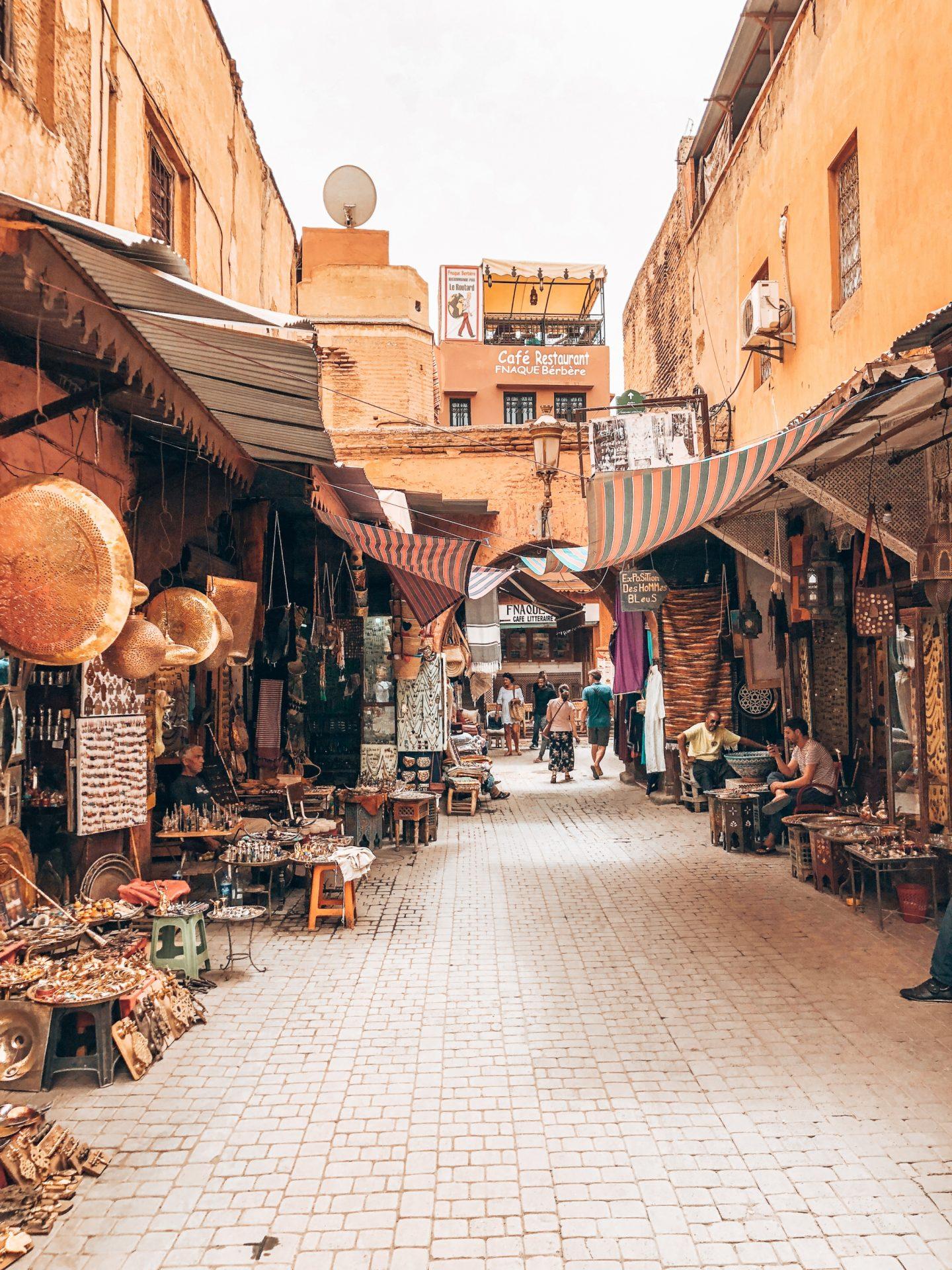 Marrakesch Tipps aus 1'001 Nacht