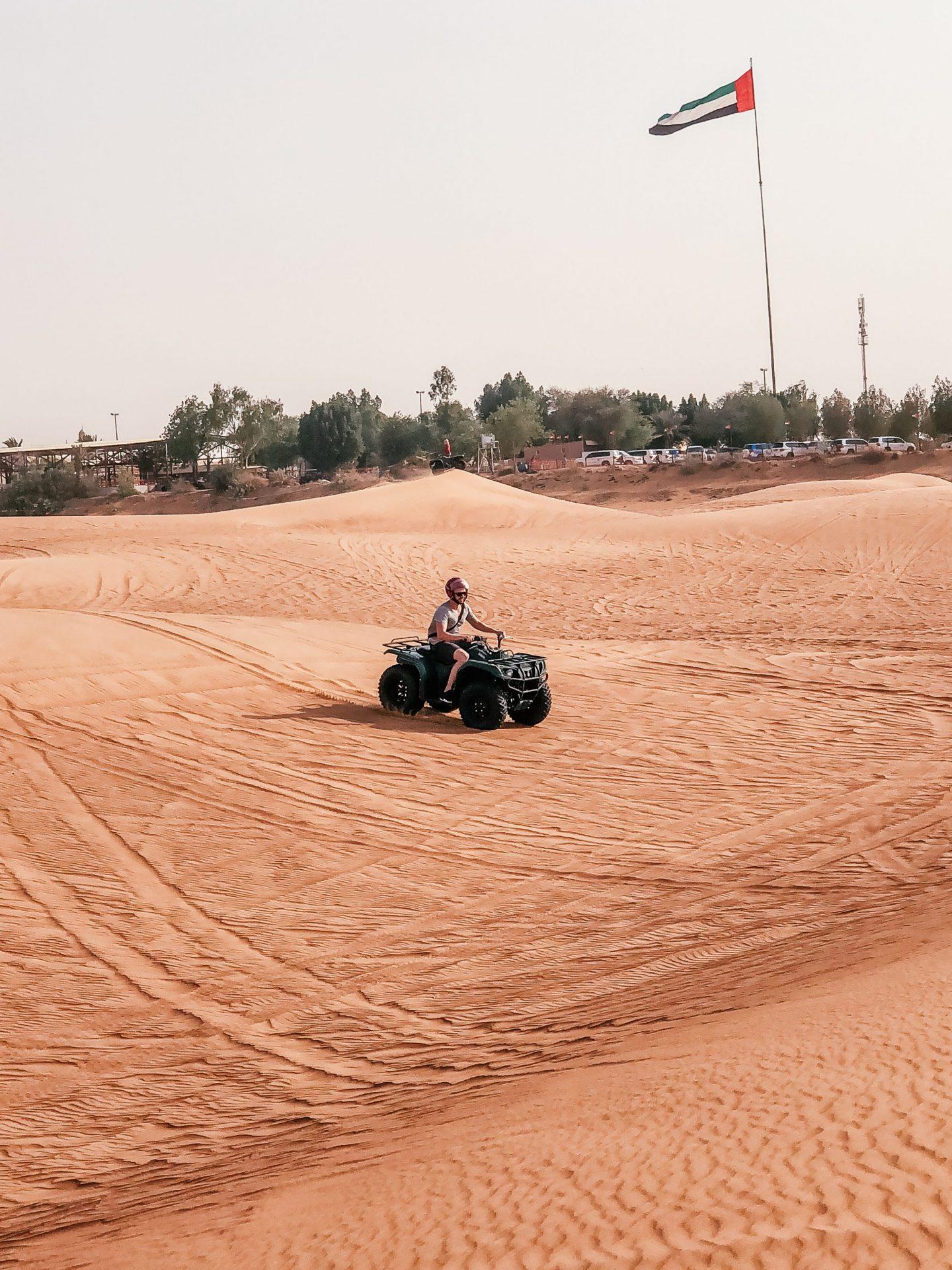 Dubai Wüstensafari mit OceanAir Travels