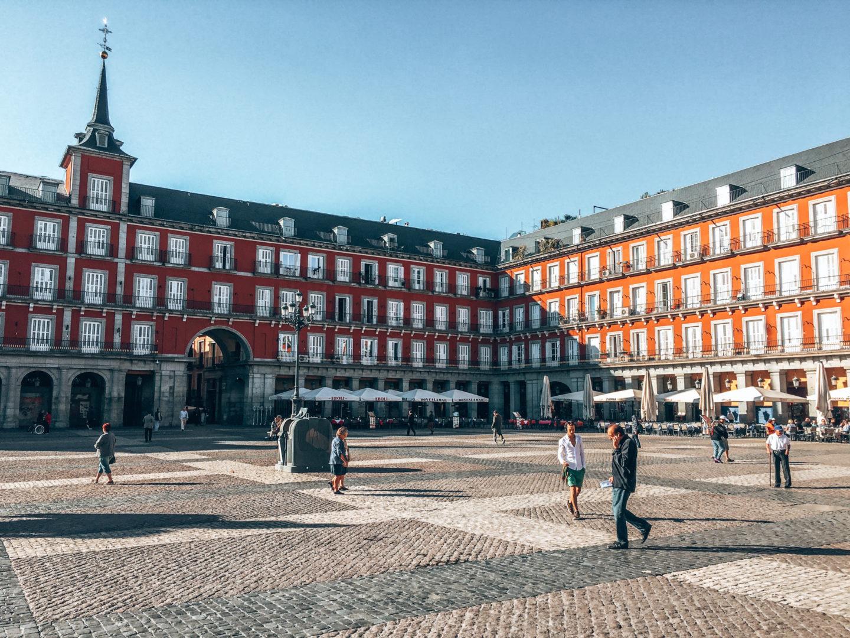 madrid spanien sehenswürdigkeiten